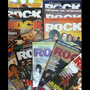 Авторский коллектив - Classic Rock (выпуски 7, 8, 11-34, 36, 38-97, 99-102, 105, 129, 130, 135, 140, 143)