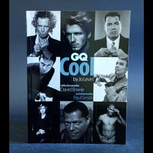 Levin Jo - GQ cool by Jo Levin