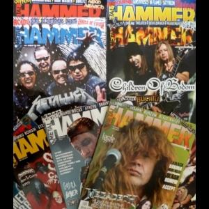 Авторский коллектив - Metal Hammer (Выпуски 3-5, 7-9, 12)