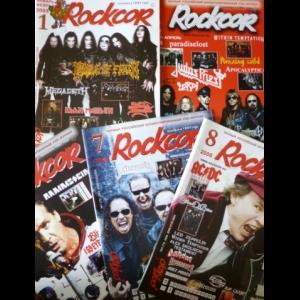 Авторский коллектив - Rockcor/Роккор (Выпуски 49-51, 78, 79)
