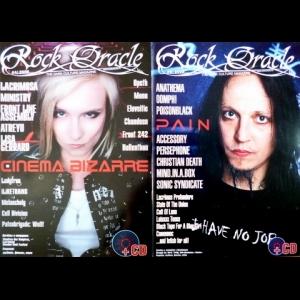 Авторский коллектив - Rock Oracle - Выпуски 4, 5 (2008)