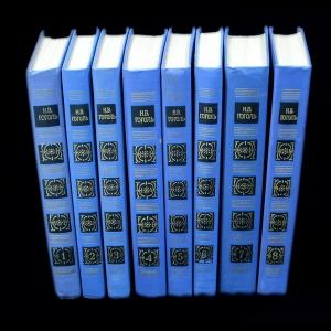 Гоголь Н.В. - Н.В.Гоголь Собрание сочинений в 8 томах