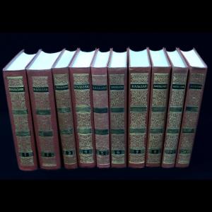 Оноре де Бальзак - Оноре де Бальзак Собрание сочинений в 10 томах