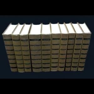 Пушкин А.С. - Пушкин А.С. Собрание сочинений в 10 томах