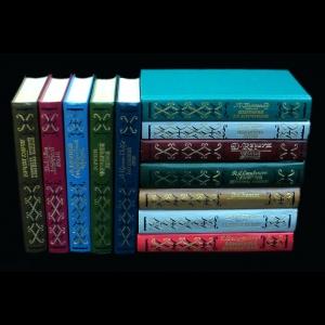 Авторский коллектив - Библиотека приключений продолжается (комплект из 12 книг)