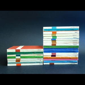Авторский коллектив - Мыслители прошлого (комплект из 36 книг)