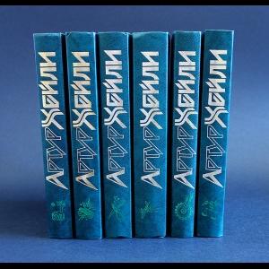 Артур Хейли - Артур Хейли. Комплект из 6 книг.