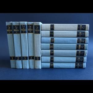 Ги Де Мопассан - Ги де Мопассан Полное собрание сочинений в 12 томах (комплект из 12 книг)