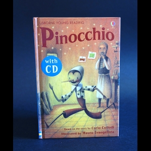 Коллоди Карло - Pinocchio. Collodi Carlo (+ CD-ROM)