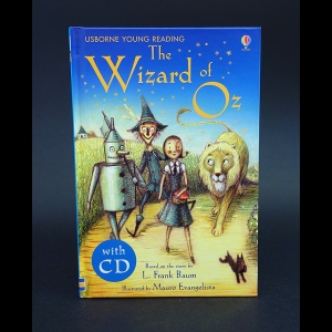 Баум Лаймен Фрэнк - The wizard of Oz. L. Frank Baum (+CD)
