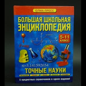 Кошель Петр - Большая школьная энциклопедия. Точные науки