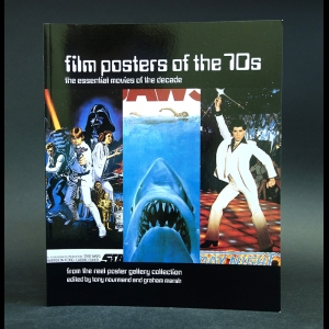 Неустановленный Автор - Film Posters of the 70s: The Essential Movies of the Decade