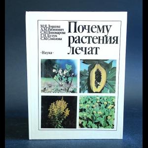 Ловкова Мая, Александр Рабинович, Светлана Пономарева - Почему растения лечат