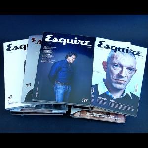 Авторский коллектив - Esquire