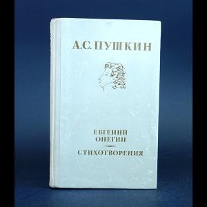Пушкин А.С. - Евгений Онегин. Стихотворения