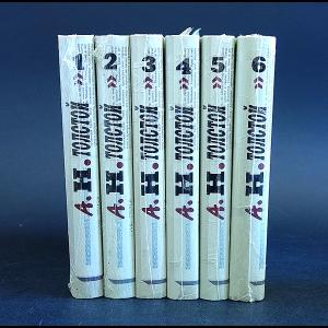 Толстой Алексей Николаевич - А.Н. Толстой Собрание сочинений (комплект из 6 книг)