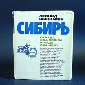 Шинкарев Леонид - Сибирь: Откуда она пошла и куда она идет. Факты, размышления, прогнозы