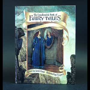 Hayes Sarah - The Candlewick book of Fairy tales