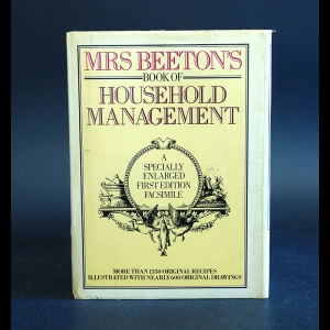 Beeton Isabella  - Mrs Beeton's book of Household management