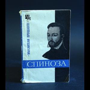 Соколов В.В. - Спиноза