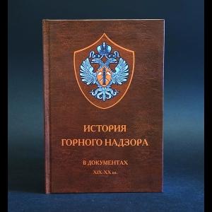 Грицков В.В. - История горного надзора в документах XIX - XX вв.