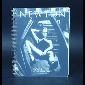 Ньютон Хельмут - Newton 2001 Tashen diary