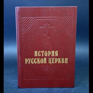 Толстой М.В. - История русской церкви