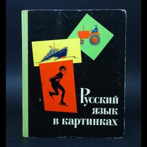 Баранников И.В., Варковицкая Л.А. - Русский язык в картинках. Часть 2