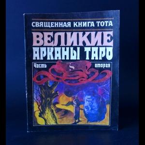 Шмаков Владимир - Священная книга Тота. Великие Арканы Таро. Часть 2