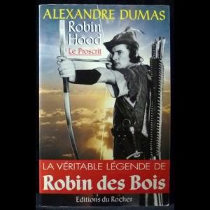 Дюма Александр - Robin Hood le proscrit