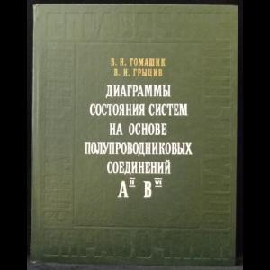 Томашик В.Н., Грыцив В.И. - Диаграммы состояния систем на основе полупроводниковых соединений AII BVI
