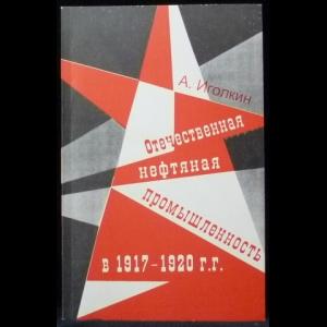 Иголкин А.А. - Отечественная нефтяная промышленность в 1917-1920 гг.