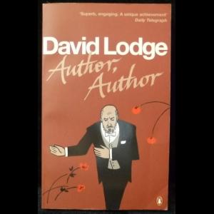 Лодж Дэвид  - Author, Author