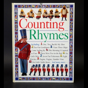 McKellar Shona - Counting Rhymes