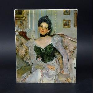 Леняшин В.А. - Портретная живопись В. А. Серова 1900-х годов. Основные проблемы