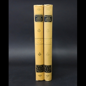 Мигель де Сервантес Сааведра - Дон Кихот Ламанчский (комплект из 2 книг)