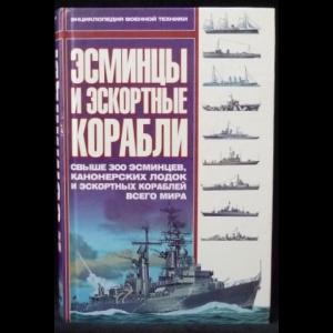 Гончаров В.С. - Эсминцы и эскортные корабли