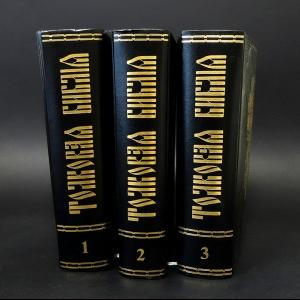 Авторский коллектив - Толковая Библия, или Комментарий на все книги Св. писания Ветхого и Нового Завета (комплект из 3 книг)