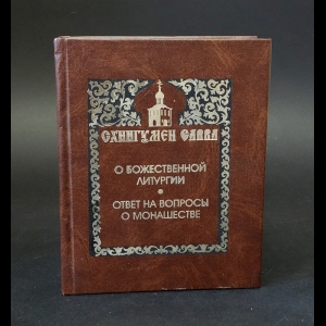 Схиигумен Савва (Остапенко) - О божественной литургии. Ответ на вопросы о монашестве