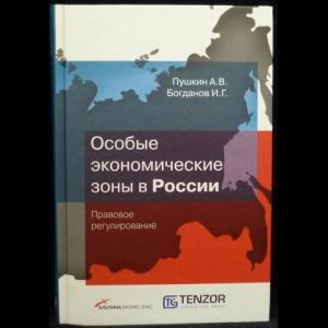 Пушкин А.В., Богданов И. Г. - Особые экономические зоны России: Правовое регулирование
