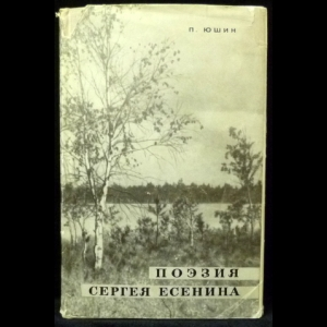Юшин П. Ф. - Поэзия Сергея Есенина 1910-1923 годов