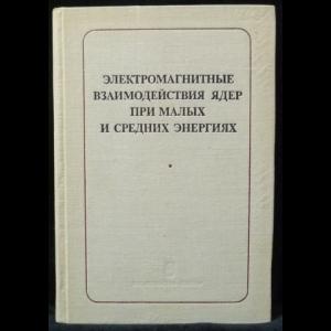 Авторский коллектив - Электромагнитные взаимодействия ядер при малых и средних энергиях (Труды IV семинара, Москва, 13-15 декабря 1977 г.)