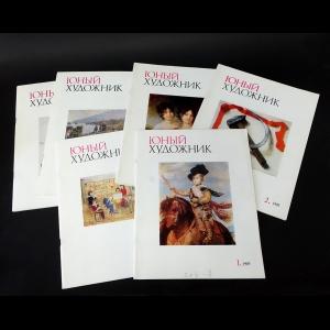 Авторский коллектив - Юный художник (Комплект из 6 журналов)