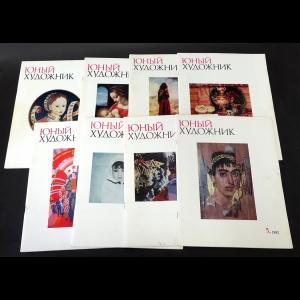 Авторский коллектив - Юный художник (Комплект из 8 журналов)