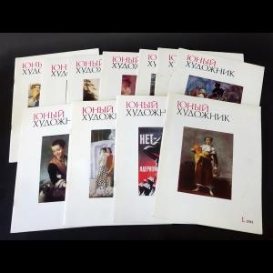 Авторский коллектив - Юный художник (Комплект из 11 журналов)
