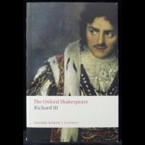Шекспир Уильям - Richard III - The Oxford Shakespear