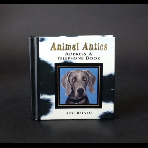Reinen Judy - Animal Antics. Address and telephone book