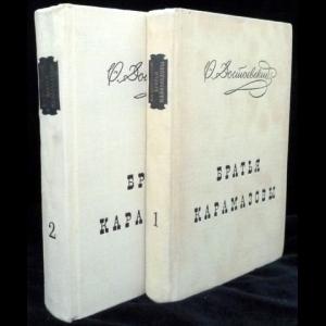 Достоевский Ф.М. - Братья Карамазовы (комплект из 2 книг)