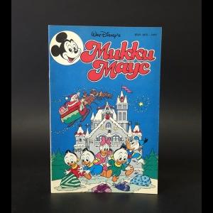 Авторский коллектив - Walt Disney's Микки Маус  Первое издание