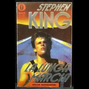 Кинг Стивен - La Lunga Marcia (Долгая прогулка)